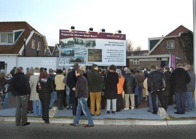 Herontwikkeling De Rooie Buurt in Katwijk - Start Renovatie