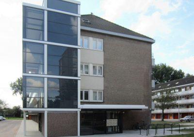Renovatie Jan Evertsenplaats