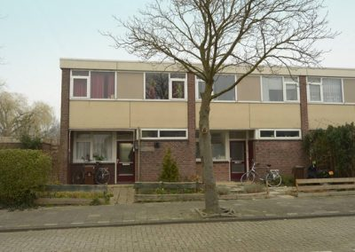 Groot onderhoud Sibeliusstraat in Leiden