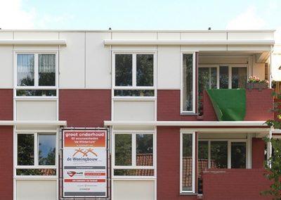 Groot onderhoud De Wintertuin in Weesp